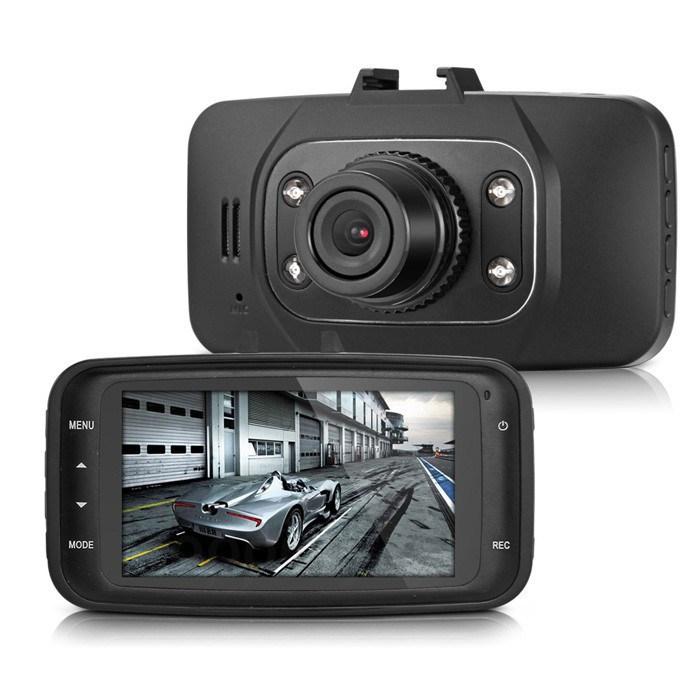 GS8000L Full HD Car DVR Dash Cam CCTV Camera Night Vision