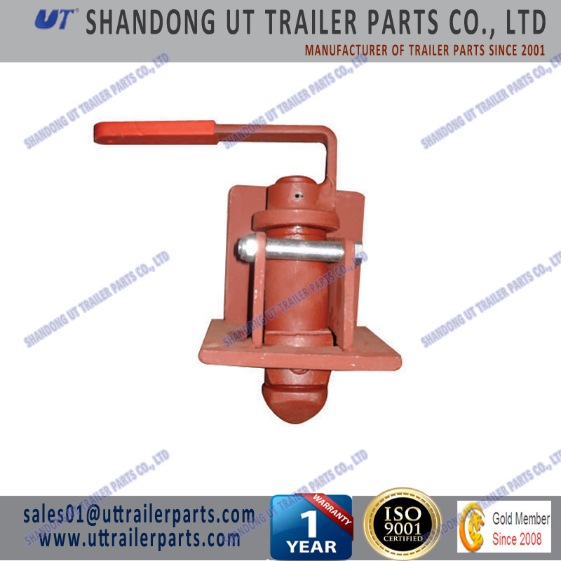 Single Casting Container Revolving Twist Lock for Truck and Trailer