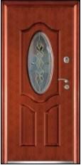 Hotsale Steel Glass Door (WX-LSG-111)