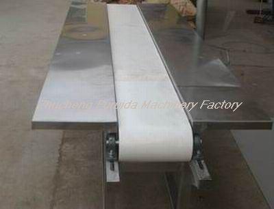 Split/Cutting Chicken Conveyer Machine