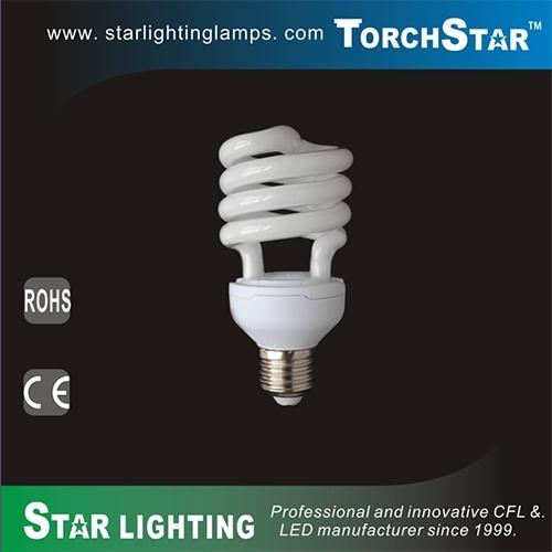Half Spiral 20W Energy Saving Lamp