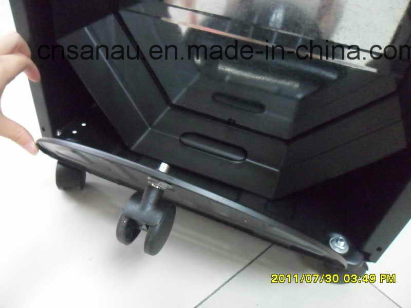 Mobile Gas Heater with 3plate Hight Efficiency Ceramic Burner Sn08-E