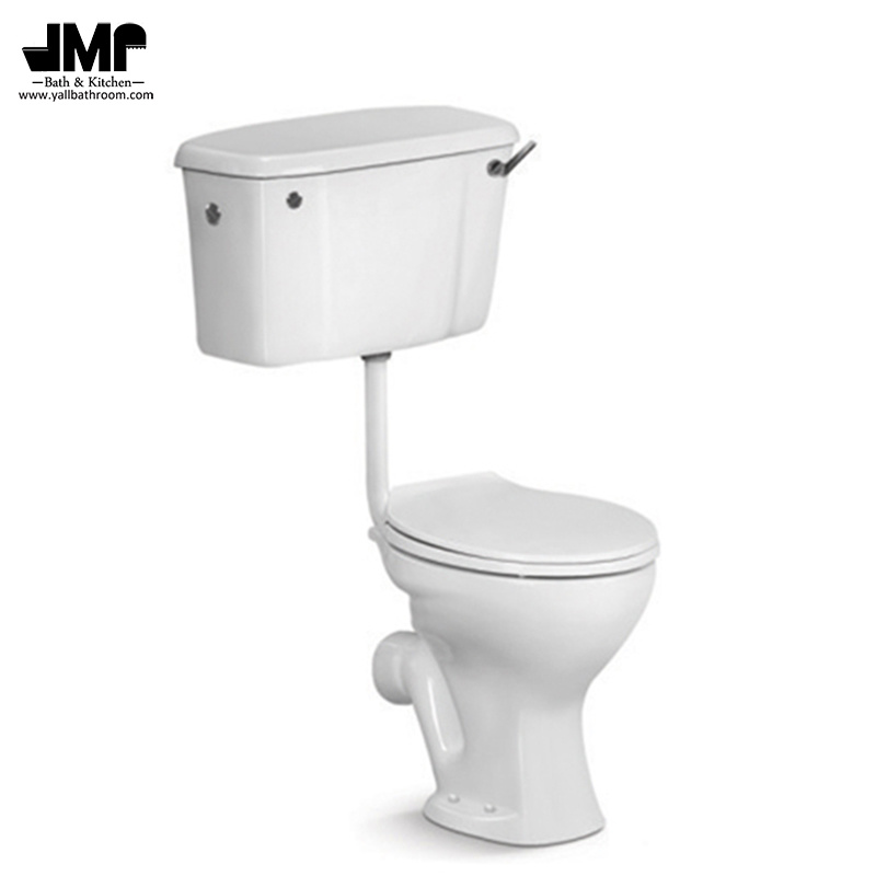 Sanitary Ware Close Stool Bathroom Two Piece Ceramic Toilet