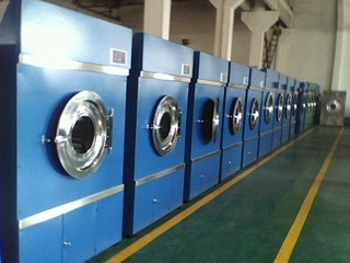 220lbs / 100kg Automatic Tumble Dryer with Ce ISO SGS Certification (SWA801-100)