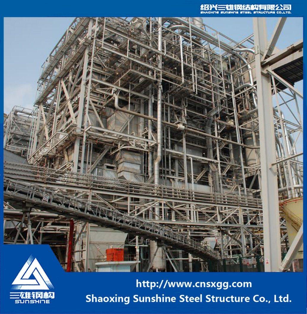 Coal-Fired Power Plant Desulfurization (Denitrogenation)