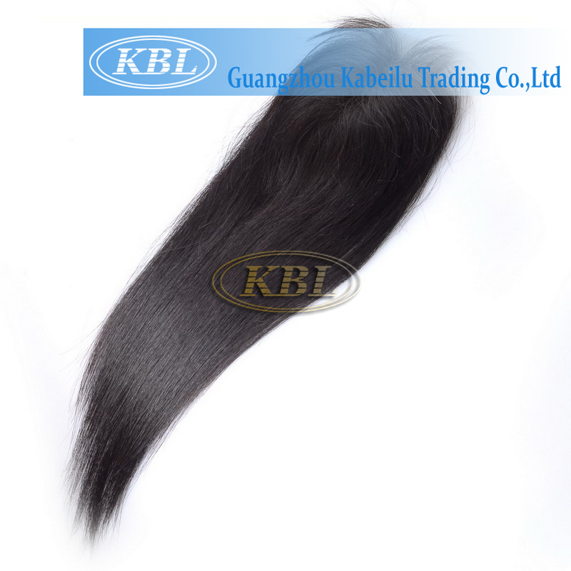 Soft Tangle Free China Cheap Lace Closure Manufacturer