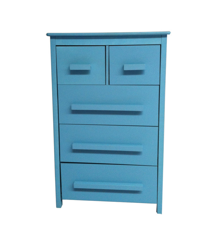 Drawer Chest 5 Drawer Chest Clothes Cabinet Storage Cabinet