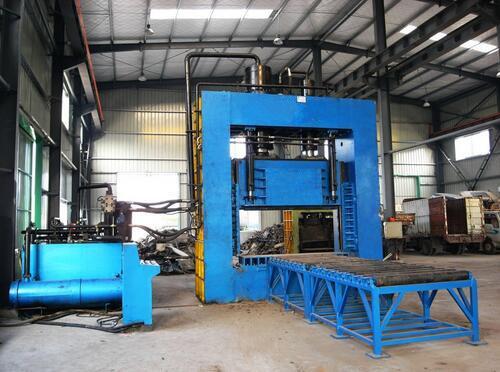 Gantry Shearing Machine for Metals Cutting