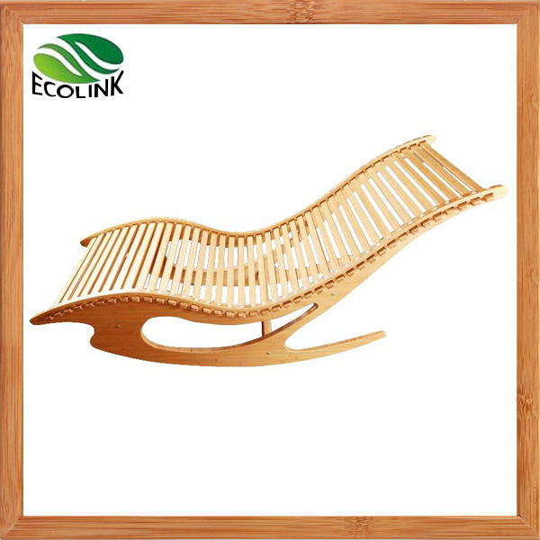 Bamboo Recliner Rocking Lounge Chair Bamboo Furniture