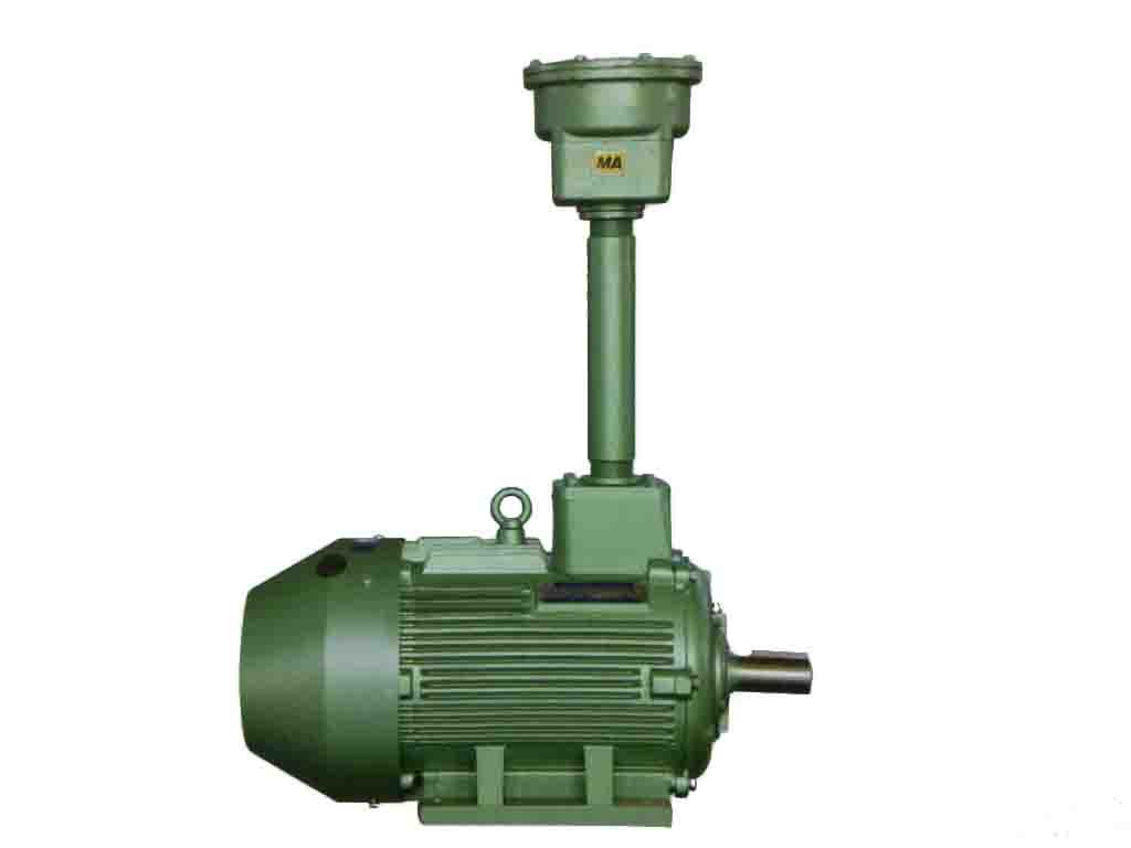Ybf Series of Three Phase Asynchronous Flameproof Motors for Blower