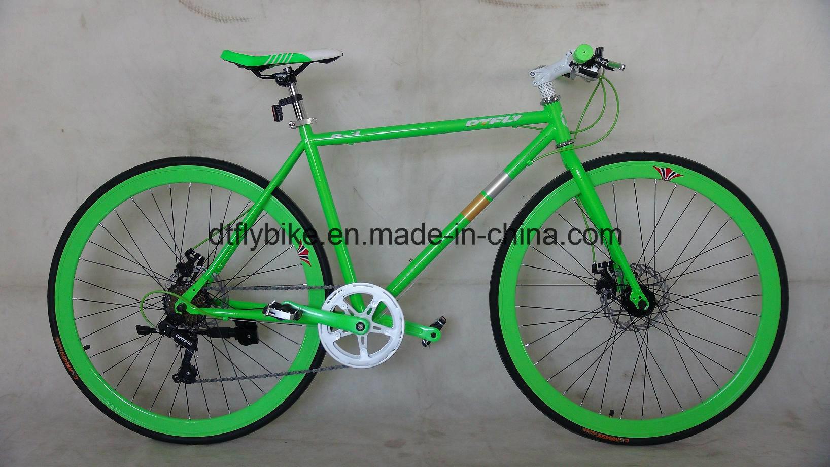 Bike: Racing Bike, 700c, 7s, 21s