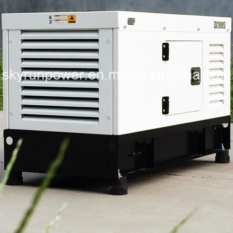 10kVA Portable Home Power Silent Generator Diesel Generating Set (SDG15000SE)