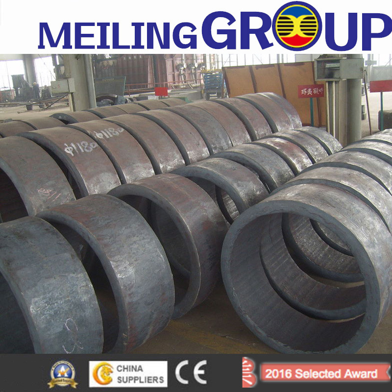 AISI 4340 (34CrNiMo6, 1.6582) Forged Forging Steel Rings/Seamless Rolled Forged Rings for Feed Machinery