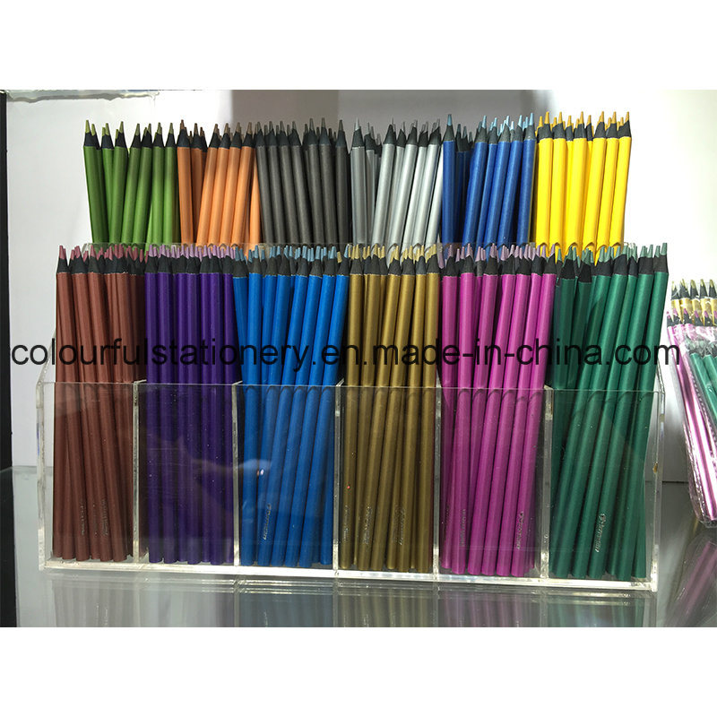 Promotional Black Wood Drawing Pencil