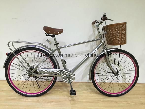 26inch City Bike, Single Speed, 2017new Type Bicycle