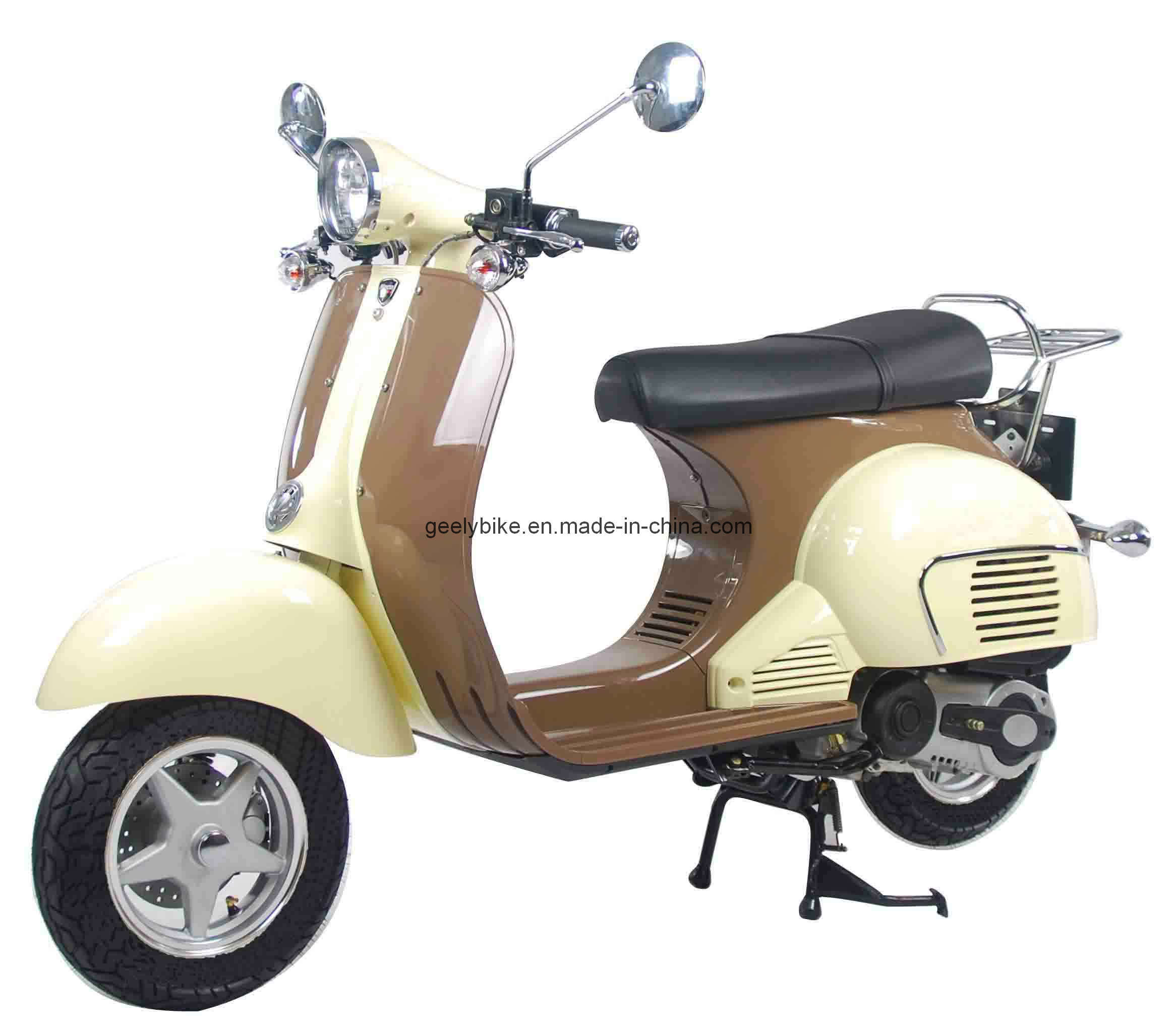 50cc Vespa Vintage Scooter DOT/EPA Approved