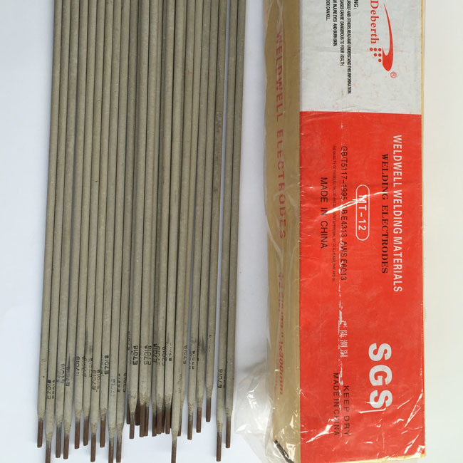 Mild Steel Arc Welding Electrode Aws E7018 3.2*350mm