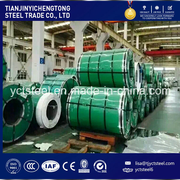 Mtc Certificate 201 304 316 430 Stainless Steel Coil