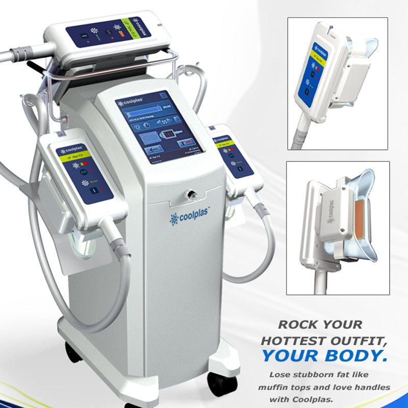 Ce / FDA Approved Beauty Equipment Coolsculpting Cool Shaping Fat Freezing Body Slimming Machine