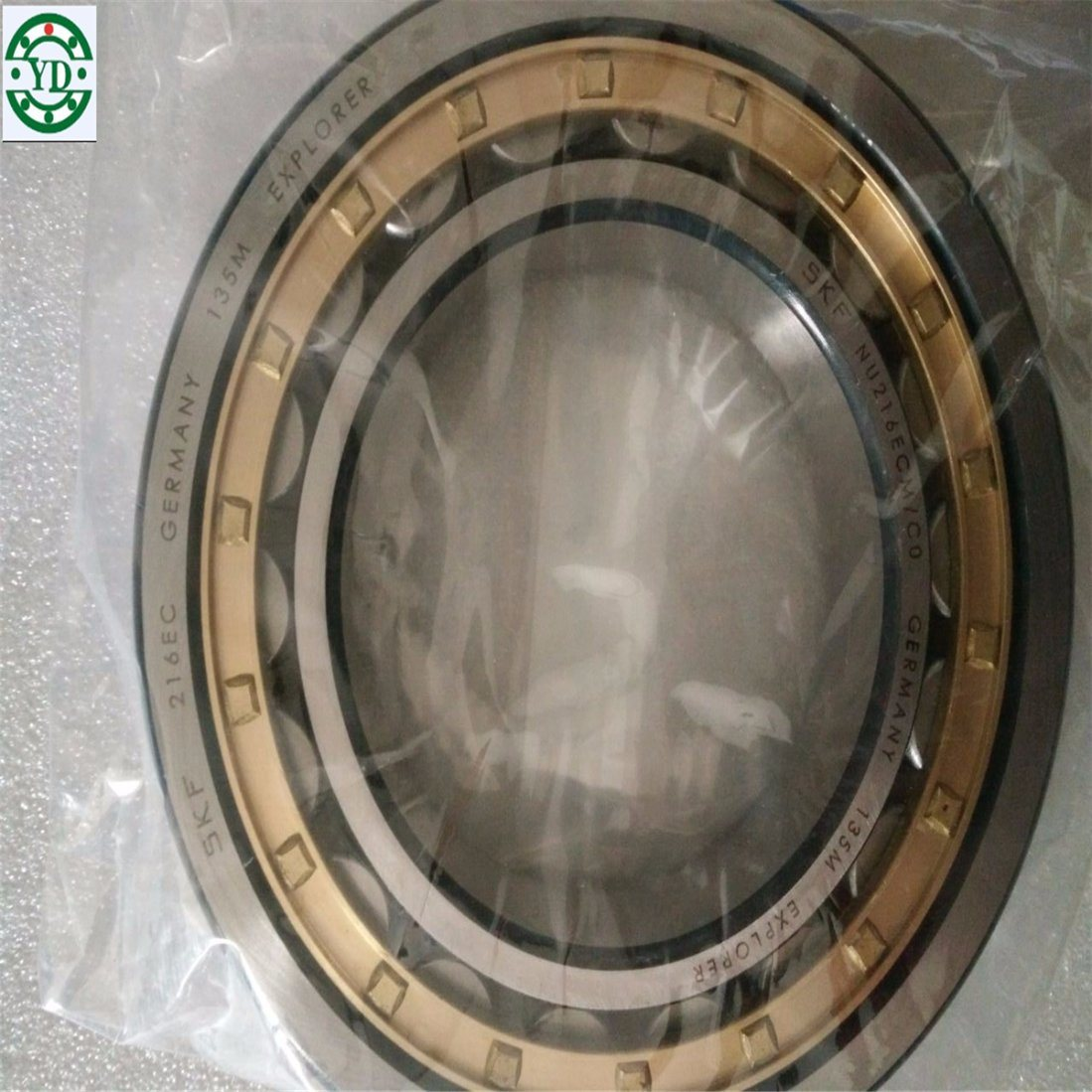 for Rolling Machine Cylindrical Roller Bearing Nu2210ecm SKF