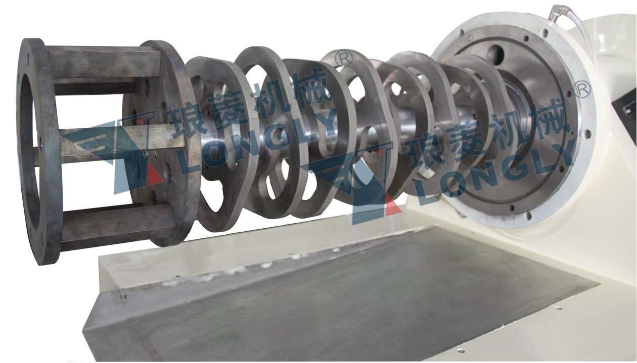 LSM -30B Disk Type Horizontal Bead Mill