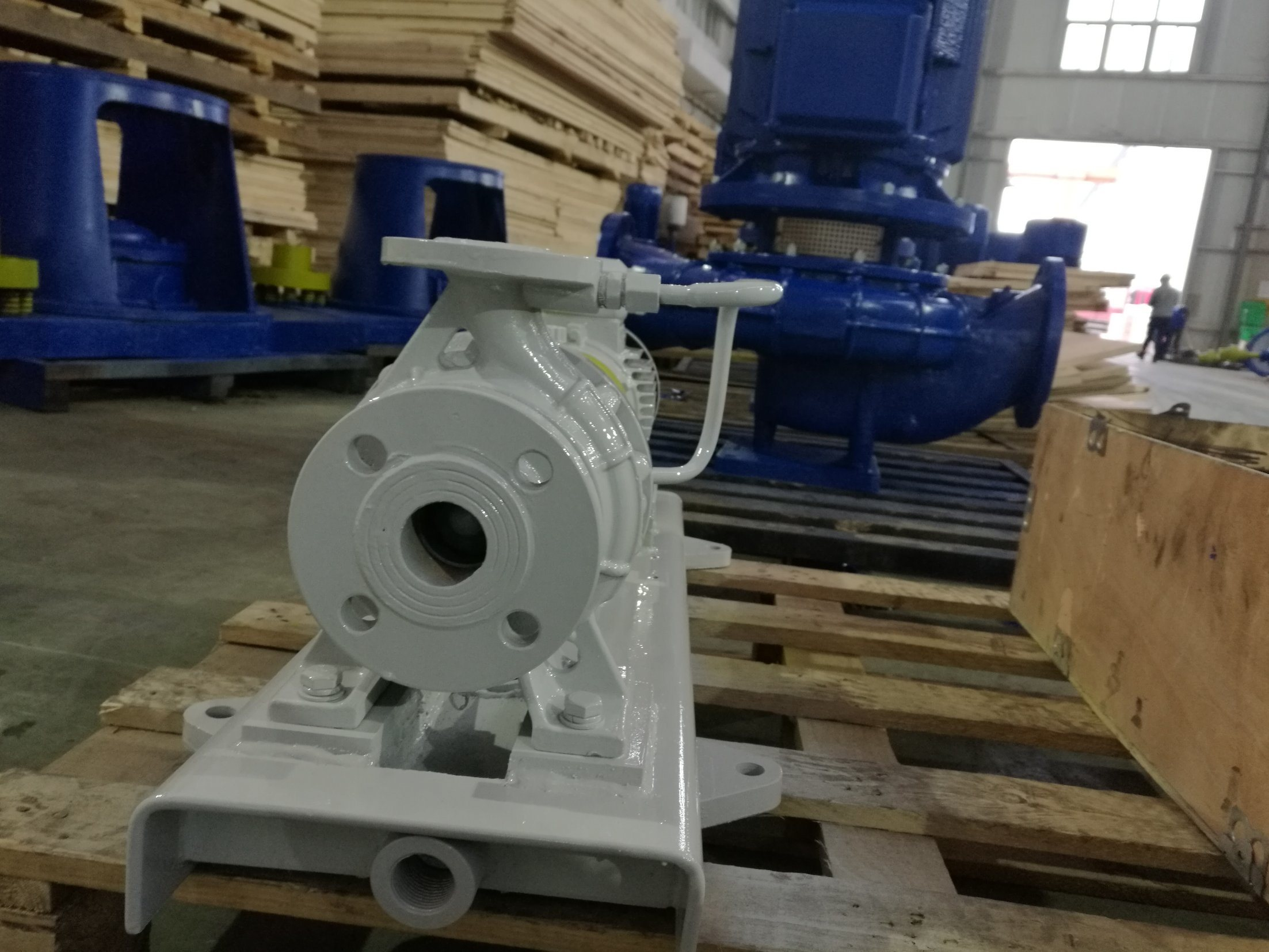 Single Stage Horizontal Oil Centrifugal Pump