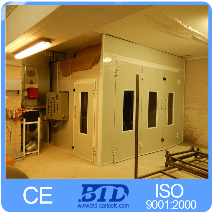 Paint Cabins for Painting Cars Coating Machine