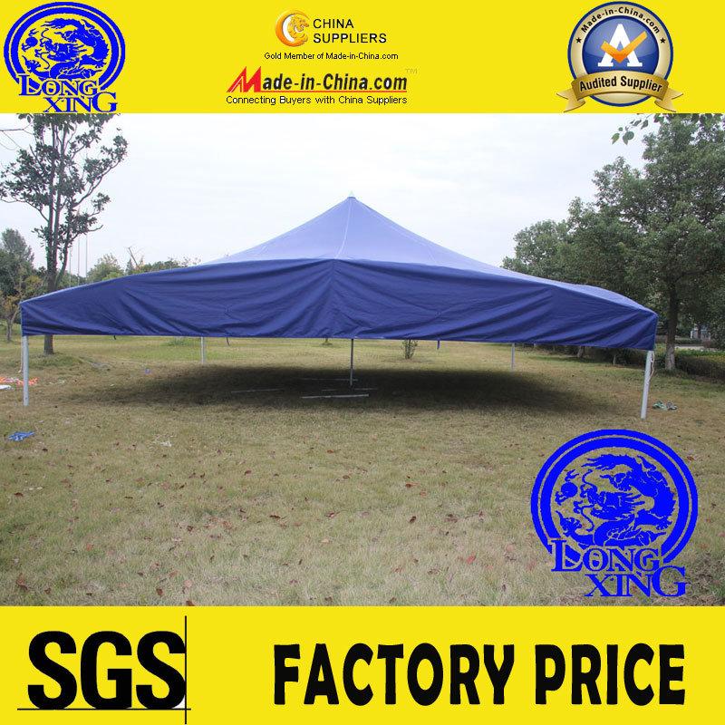100% Waterproof PVC Coated Custom Print Camping Tent