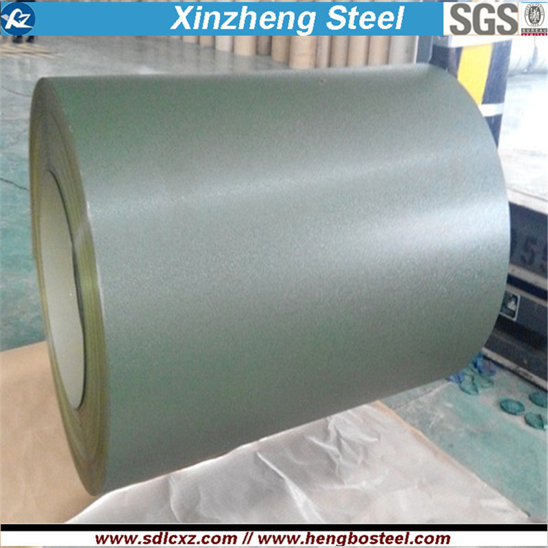 Dx51d PPGI Color Coated Prepainted Galvanized Steel Coil with Z80