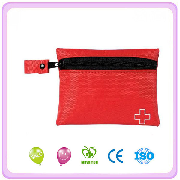 My-N004 Disposable Red Color Medical First-Aid Kit