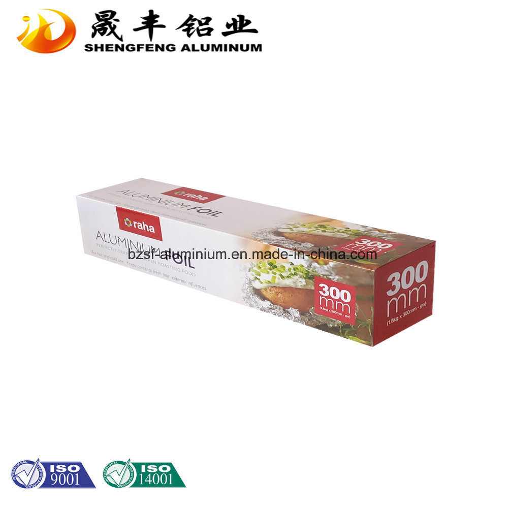 Aluminum Foil for Food Packing (8011-O)