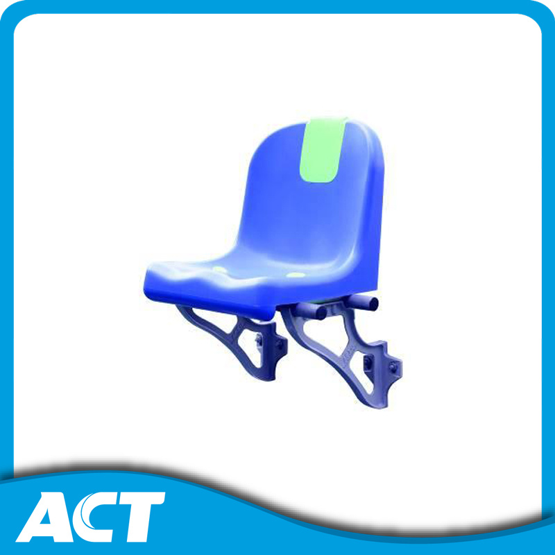 PP Injection Molded Sports Fixed Plastic Stadium Seating for Indoor & Outdoor