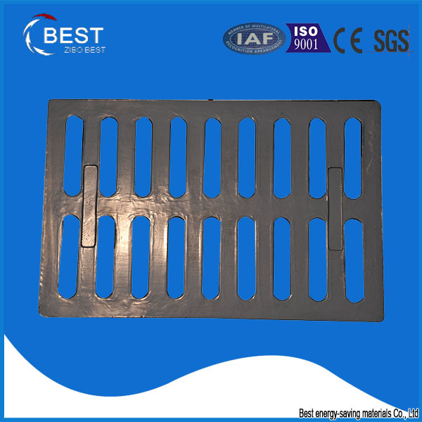Zibo Best En124 Composite Outdoor Drain Trench Cover