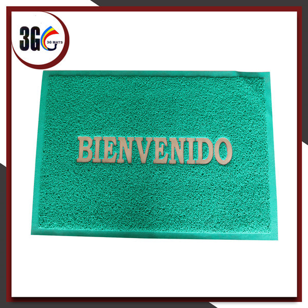 8mm 12mm Good Weight and Good Price PVC Door Mat