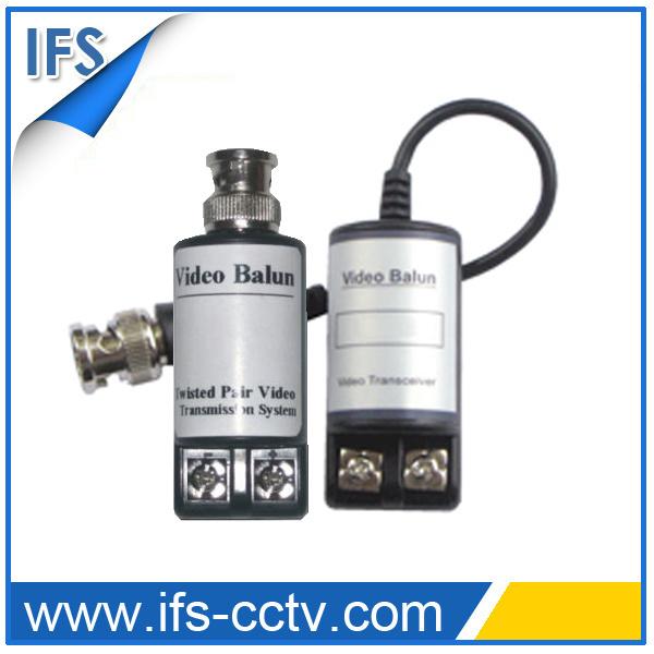 Passive CCTV UTP Video Balun (IBN-312)
