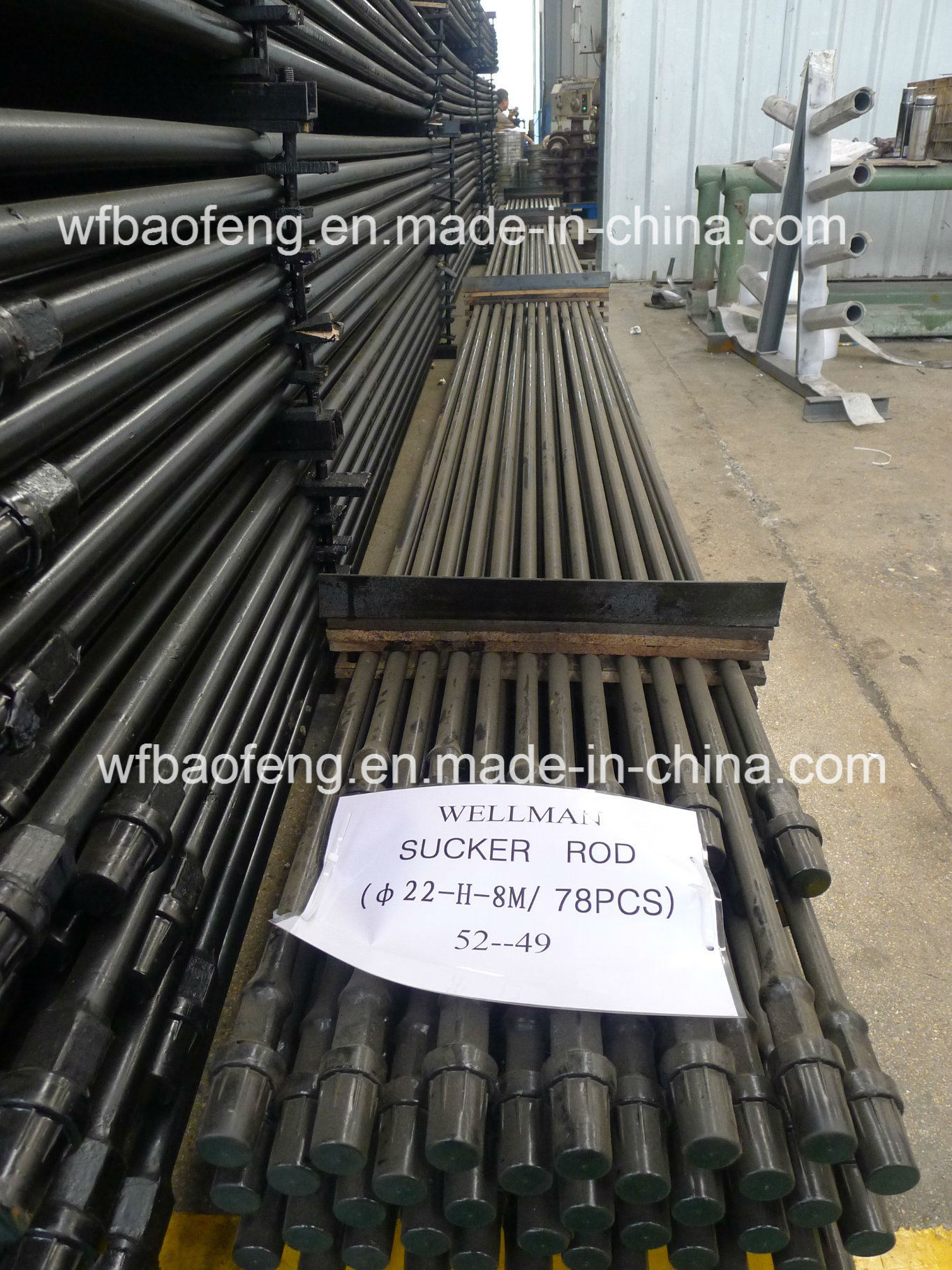 """Oillift 7"""" Casing Coalbed Methane Screw Oil Pump Glb50-21"""