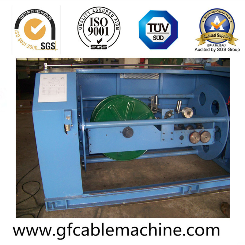 High Speed Double Twisting Machine for Core Wire