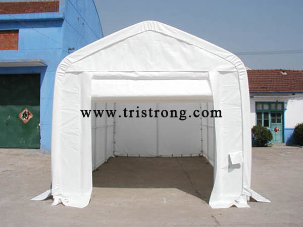 New Design PVC/PE Sun-Proof Boat Shelter (TSU-1333M)