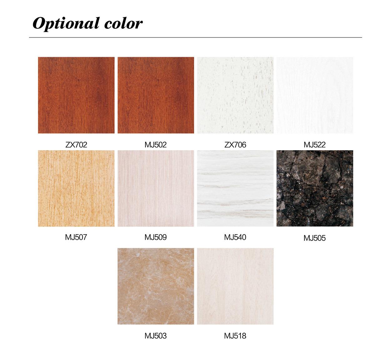 Decorative Material Waterproof Moistureproof WPC Cornice (CJ-75A)
