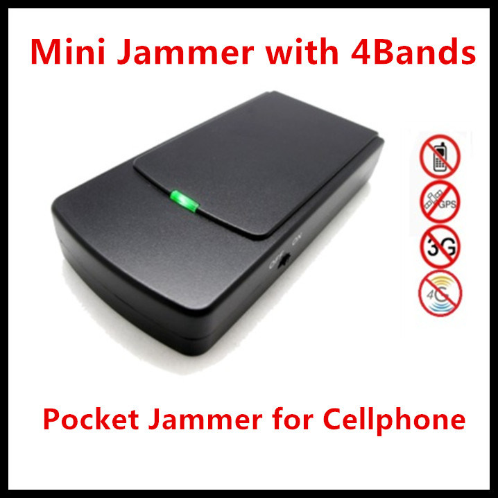 Mini GPS WiFi Portable Jammer Cheast Signal Jammer