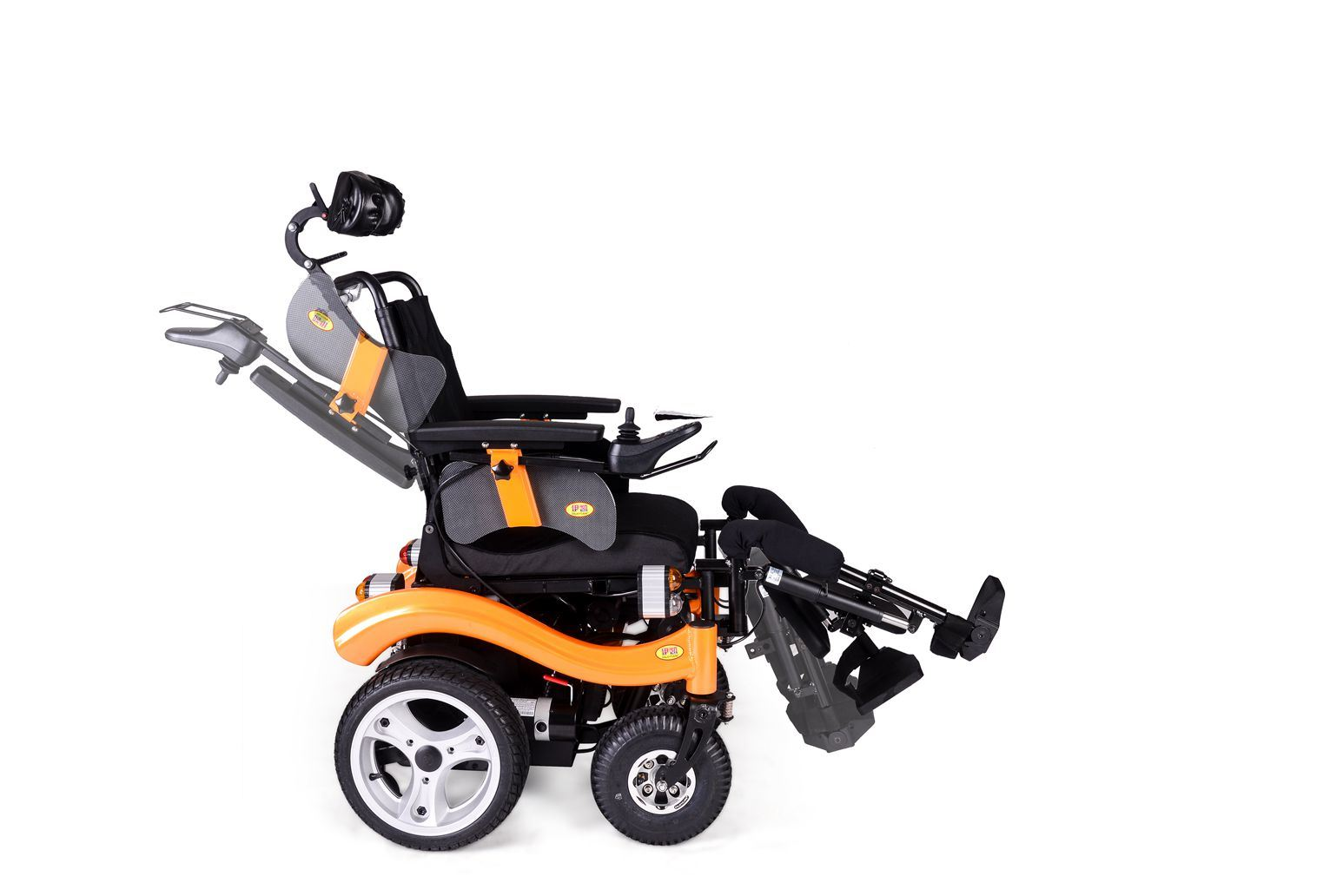 Newest Power Wheelchairs with Al Frame