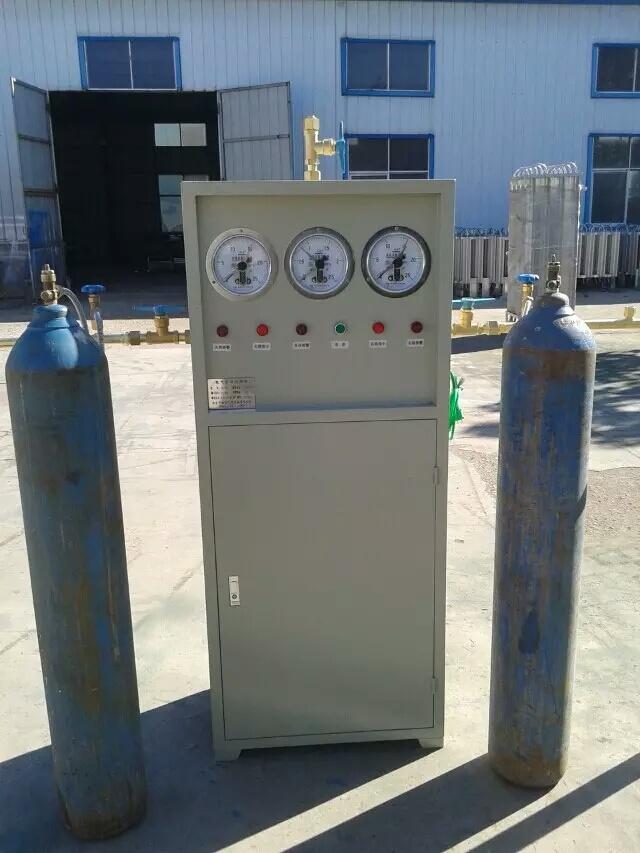 Liquefied Petroleum Gas Cylinder Manifold