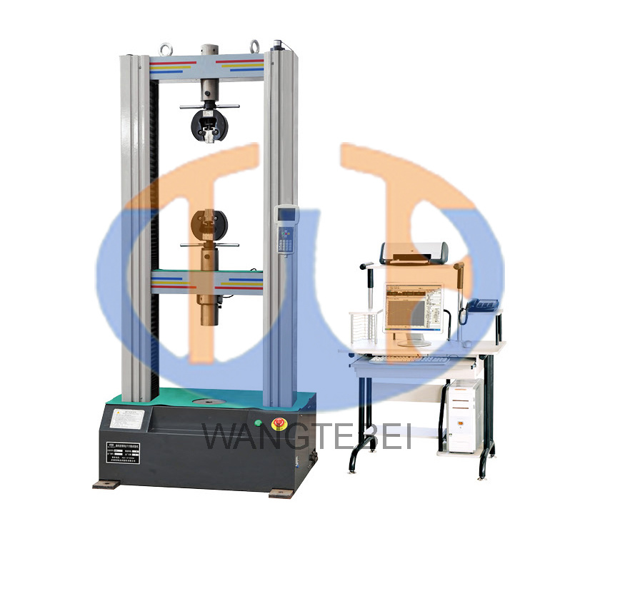 Textile Belt Test / Webbing Tensile Testing Machine