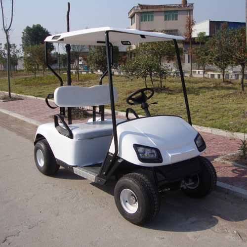 High Quality 2 Seat Electric Power Golf Karts From Factory (JD-GE501A)