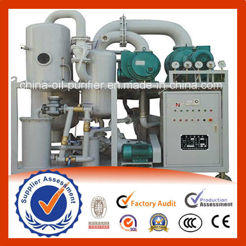 Zhongneng New Double-Stage Vacuum Insulating Oil Purifier (Series ZYD)