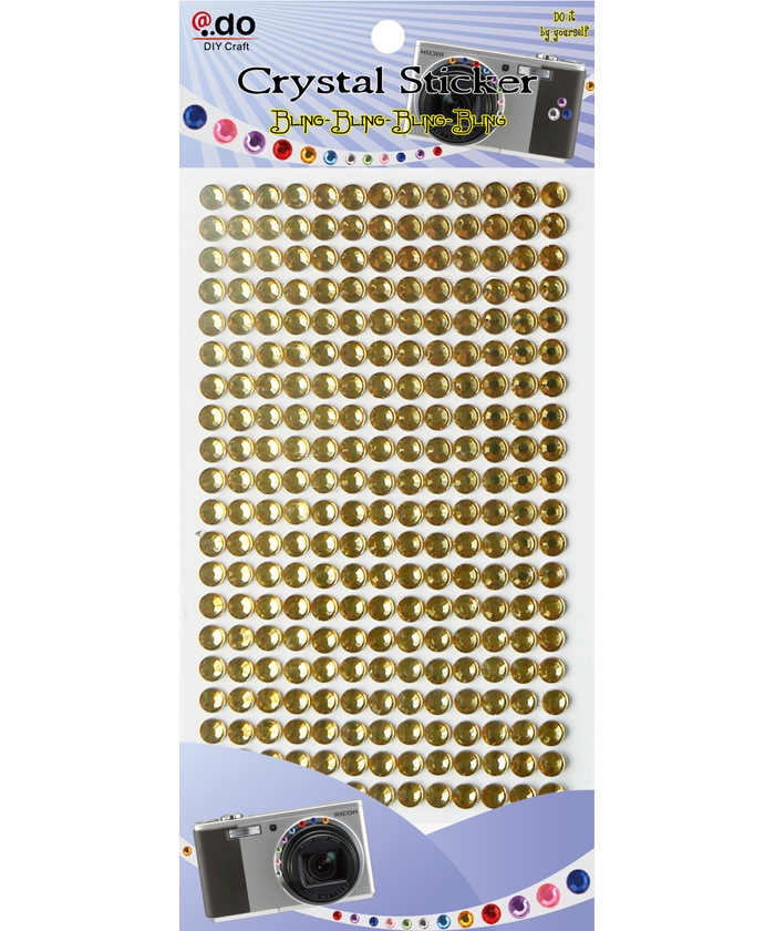 China Golden Gemstones Self Adhesive Strip Car Sticker For Decoration Gss13b 17 China Golden