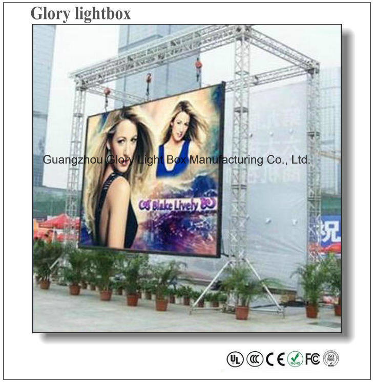 P10 Front Maintenance Advertising LED Display