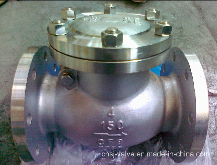 API Stainless Steel Flange Check Valve