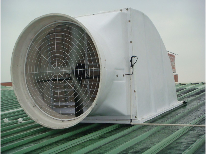 Roof Exhaust Fans : Roof march