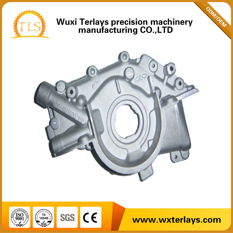 China Manufacturer of CNC Die Casting Part